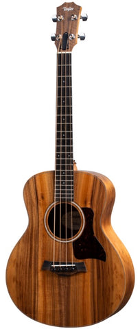 Taylor GS Mini-e KOA Acoustic-Electric Bass, Natural
