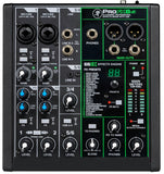Mackie PROFX6 (V.3) 6-Channel Professional Mixer with Effects & USB