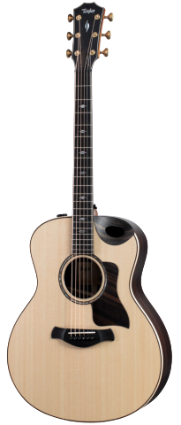 *Taylor 816ce Builder's Edition Acoustic-Electric with V-Class Bracing