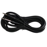 "Link Audio Solutions A106MP TRS 1/8"" to 1/4"" Male Cable (6 Foot)"