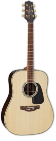 Takamine GD51 Dreadnaught Acoustic Guitar, Natural