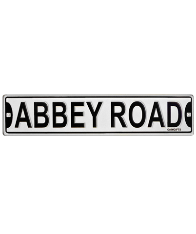 AIM Sign - The Beatles 'Abbey Road' Street Sign