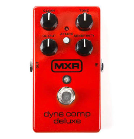 MXR M-228 Dyna Comp Deluxe Compressor Effects Pedal