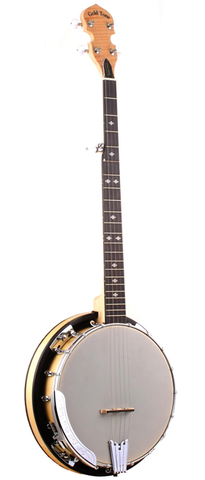 Gold Tone Cripple Creek CC-100R Resonator Banjo