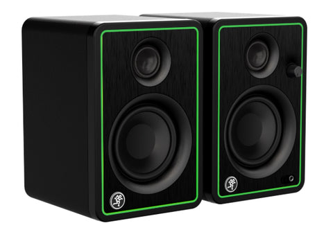 "Mackie CR3X BT 3"" Creative Reference Multimedia Bluetooth Monitors , Pair"