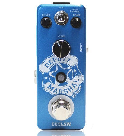 Outlaw Effects deputy Marshall Plexi Distortion