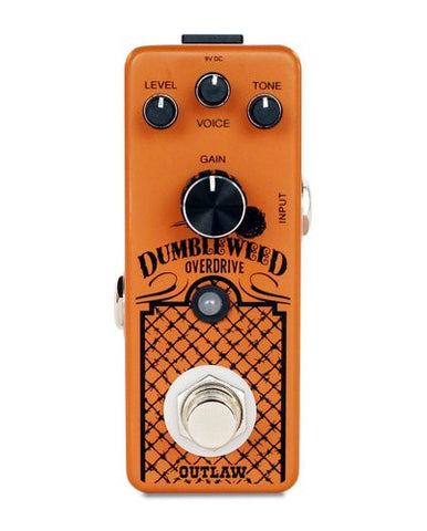 Outlaw Effects Dumbleweed D-Style Amp Overdrive