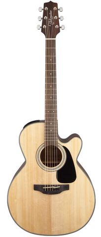 Takamine G30 Series GN30CE-NAT NEX Style Acoustic-Electric Guitar, Natural