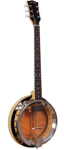 Gold Tone GT-750 6-String Banjitar, Natural