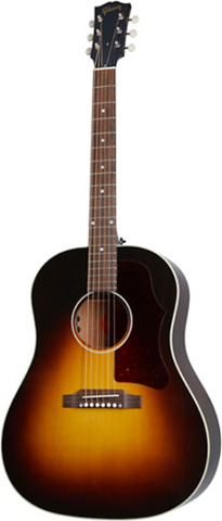 Gibson 1950s J-45 Acoustic/Electric Guitar - Vintage Sunburst