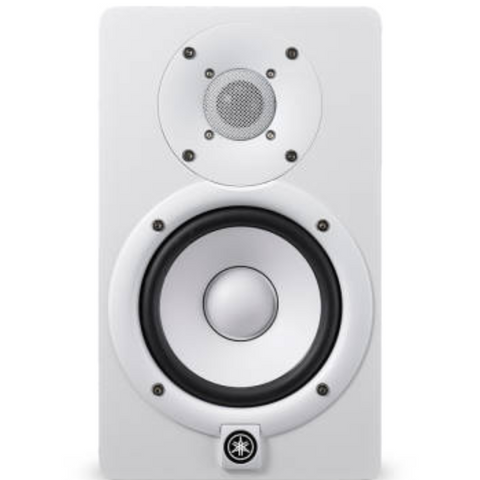 Yamaha HS5 Powered Studio Monitor, 45W - White