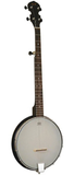 Gold Tone AC-1 Acoustic Composite 5-String Openback Banjo, Satin Black