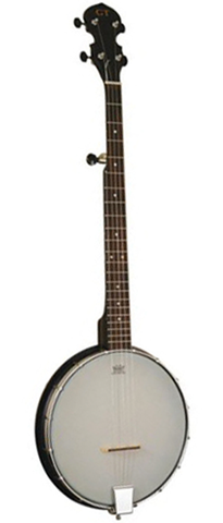 Gold Tone AC-1 Open Back 5 String Banjo