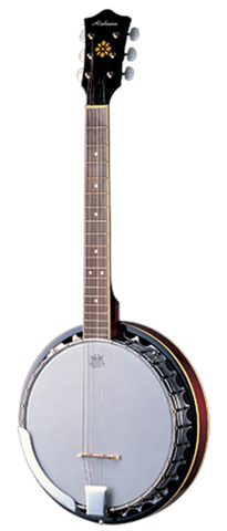 Alabama ALB36 6-String Banjo