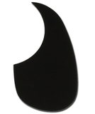 All-Parts Black Acoustic Pickguard, Adhesive Backing