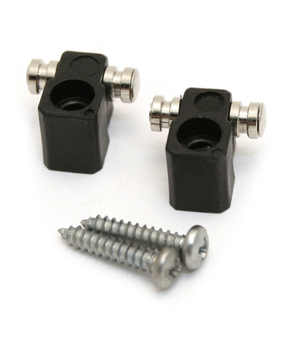 All-Parts Roller Guitar String Guides (2 Pack)