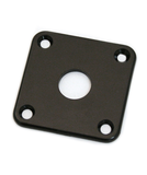 All-Parts Jackplate, Plastic, For Les Paul