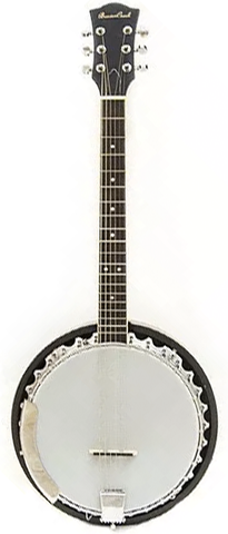 Beaver Creek BCBJ-G 6-String Banjo-Guitar