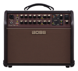 Boss Acoustic Singer Live 60 Acoustic Combo with FX, 60W