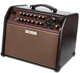 Boss Acoustic Singer Pro 120 Acoustic Combo with FX, 120W