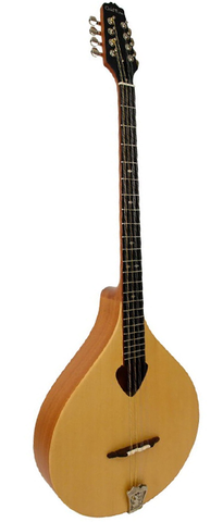 Gold Tone BZ-500 Irish Bouzouki, Natural