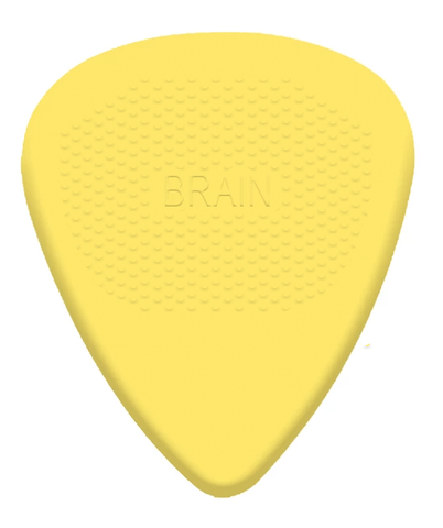 The Original Cat's Tongue Grip Pick (Yellow), .46mm