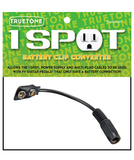 Truetone CBAT Battery Clip Converter for 1 Spot