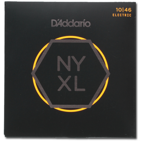 D'Addario NYXL1046 Electric Strings, Regular Light
