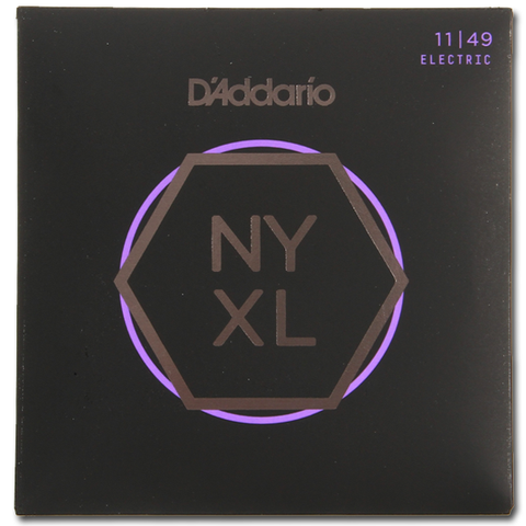D'Addario NYXL1149 Electric Strings, Medium