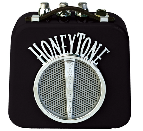 Danelectro HoneyTone Portable Mini Amp, Black