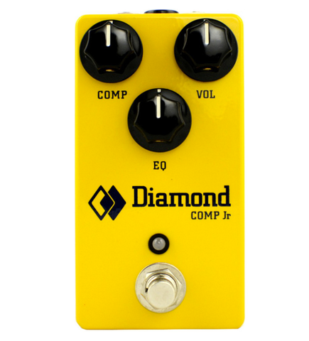 Diamond Guitar Pedal Comp Jr. Effects Pedal