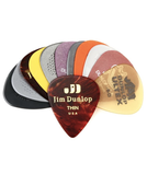 Dunlop PVP101 Pick Variety Pack (12 Pack), Light / Medium