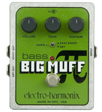 Electro-Harmonix Bass Big Muff PI Distortion Effects Pedal