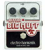 Electro-Harmonix Little Big Muff PI Distortion Guitar Effects Pedal