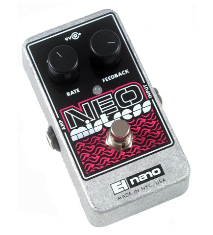 Electro-Harmonix Neo Mistress Flanger Guitar Effects Pedal – Reid Music  Limited