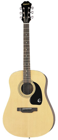 Epiphone DR-100 Acoustic, Natural