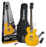 "Epiphone Slash ""AFD"" Les Paul Special II Outfit, Appetite Amber"