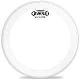 "Evans Level 360 EQ3 22"" Clear Bass Batter Head"