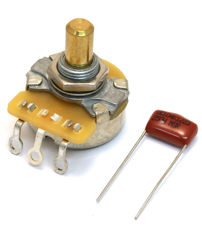 Fender CTS 250K Solid Shaft Potentiometer
