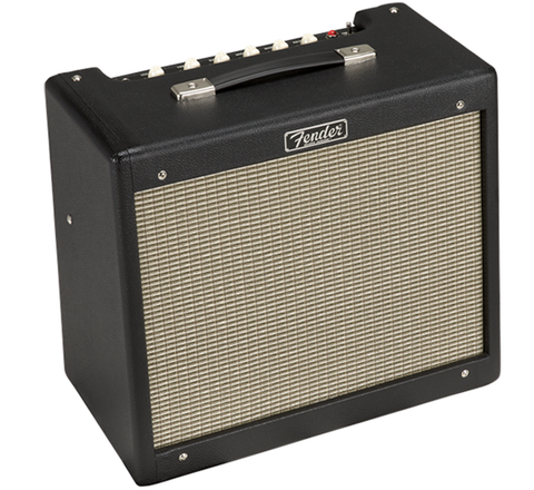Fender Blues Junior IV All Tube Combo, Black, 15W