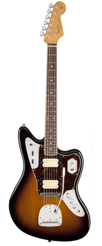 Fender Kurt Cobain Signature Jaguar, 3-Color Sunburst