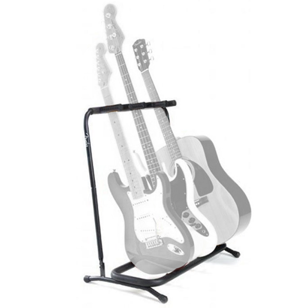 3 Fender Multi Folding 3 Guitar Stand Reid Music Limited