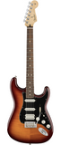 Fender Player Series Stratocaster Plus Top Pau Ferro HSS - Tobacco Burst