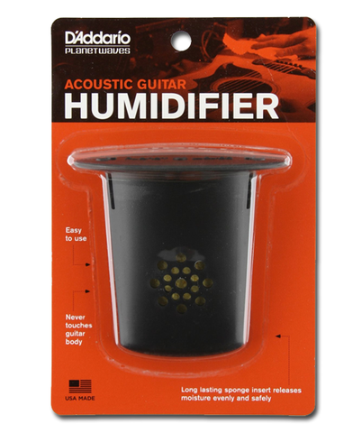 D'Addario / Planet Waves GH Acoustic Guitar Humidifier