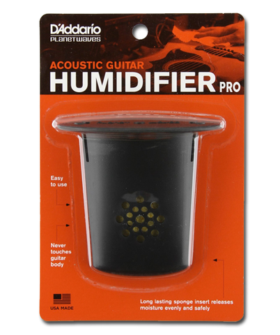 D'Addario / Planet Waves GHP Acoustic Guitar Humidifier Pro