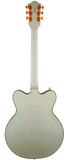 Gretsch G5422TG Electromatic Double Cutaway Hollowbody with Bigsby & Gold Hardware, Snow Crest White