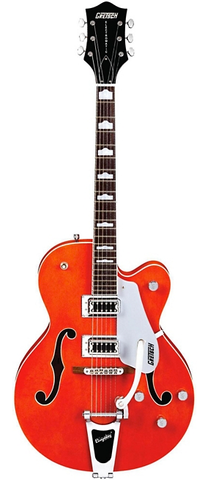 Gretsch G5420T Electromatic Hollow Body Single-Cut with Bigsby, Orange