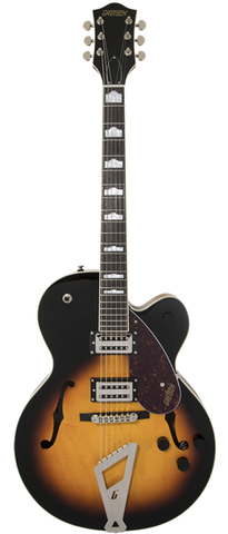 Gretsch G2420 Streamliner Hollow Body with Chromatic II, Broad'Tron Pickups - Aged Brooklyn Burst