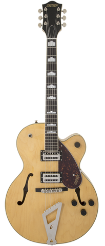 Gretsch G2420 Streamliner Hollow Body with Chromatic II, Broad'Tron Pickups, Village Amber
