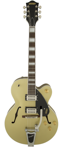 Gretsch G2420T Streamliner Hollow Body with Bigsby, Broad'Tron Pickups, Golddust